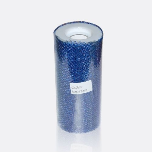 royal blue soft tulle
